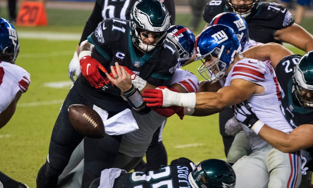 Video: Eagles Rally in 22-21 Win Over the Giants...
