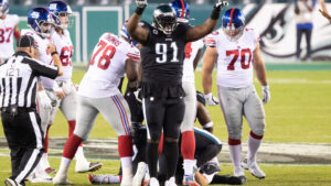 Fletcher Cox dealing with a non-COVID-19-related...