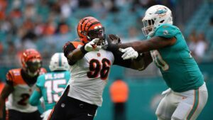 """Carlos Dunlap: """"My time clearly was up"""" in..."""