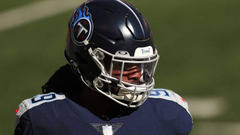 Titans place Jadeveon Clowney on injured reserve