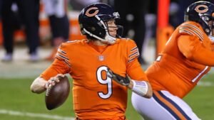 Bears list Nick Foles as doubtful for Sunday