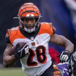 Joe Mixon doubtful for Bengals, Geno Atkins ruled...