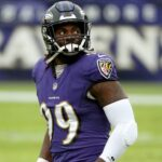 Matthew Judon ejected for contact with official