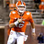 Trevor Lawrence staying at Clemson would 'shock'...