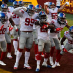 Giants defense has played well, but several...