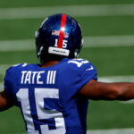 Giants' Golden Tate not traveling with team, out...