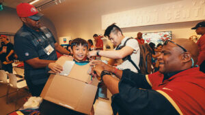 49ers Foundation Launches the Digital Huddle...