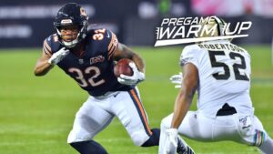 4 things to watch in Chicago Bears vs. New Orleans...