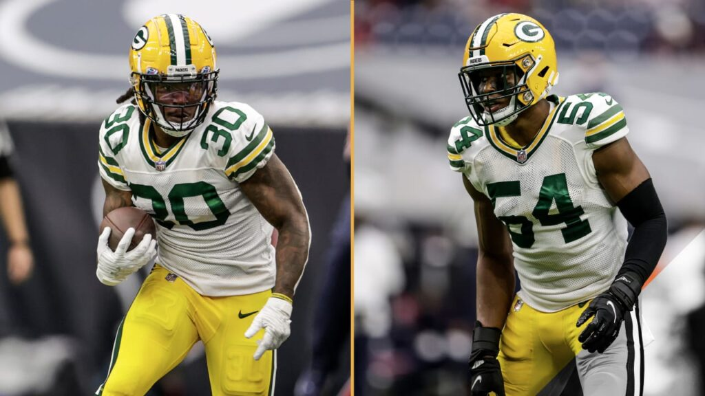 Packers place two players on reserve/COVID-19 list