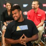 NFLPA Recognizes Arik Armstead as the Week 10...
