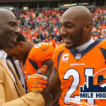 Aqib Talib tells Terrell Davis how the Broncos'...