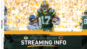 How to stream, watch Packers-Bears game on TV