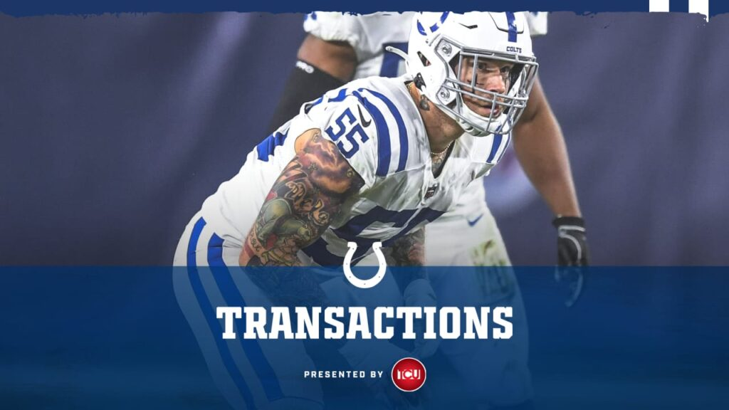 The Colts have elevated G Jake Eldrenkamp and WR...