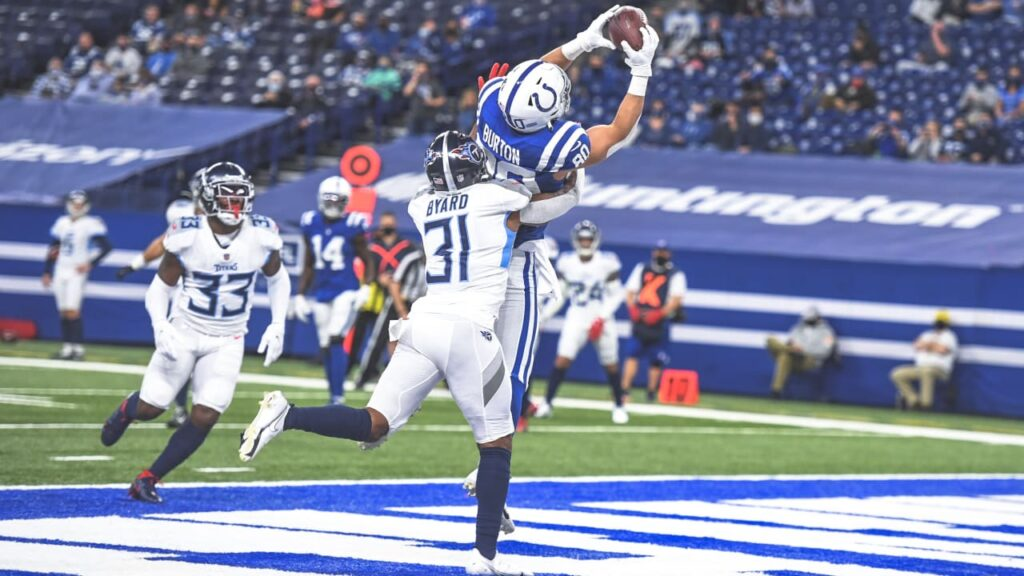 Follow along as the Colts take on the Titans in...