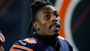 NFL upholds two-game suspension of Chicago Bears'...