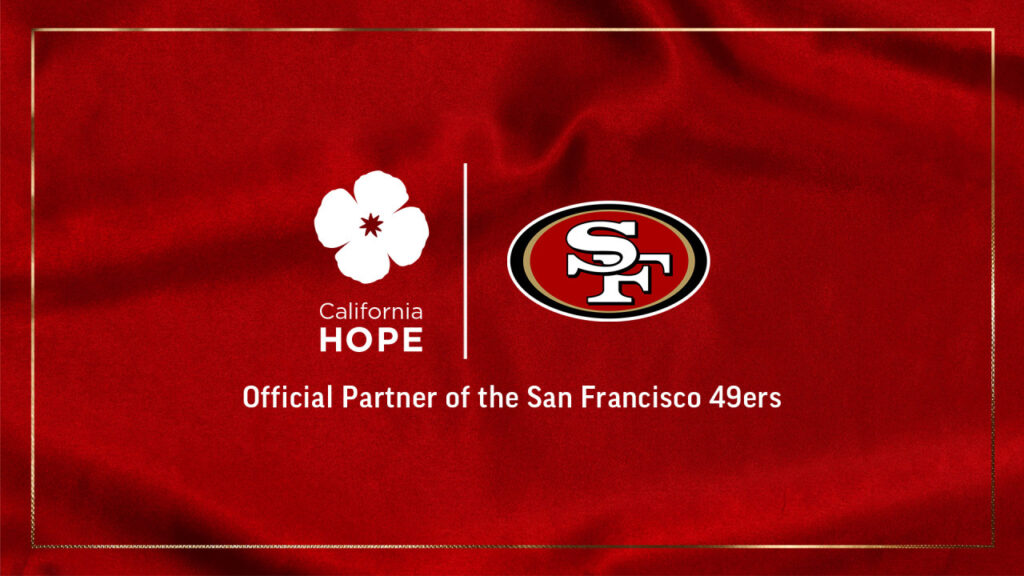 49ers Announce Partnership with The Department of...