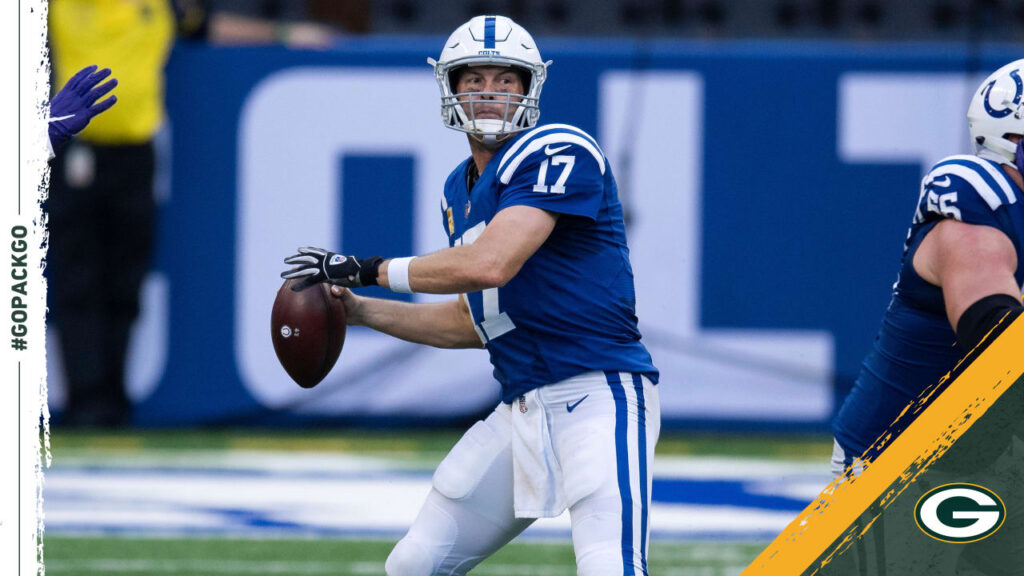 Packers-Colts Week 11 matchup flexed to 3:25 p.m....