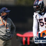 Vic Fangio shares his Pro Bowl picks from the...