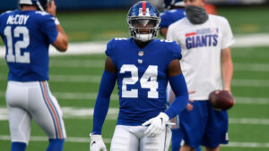 Giants' James Bradberry ready for challenge of...