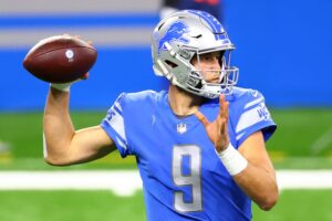 NFL insider thinks Matthew Stafford could be...