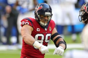 J.J. Watt makes awesome gesture for young fan that...