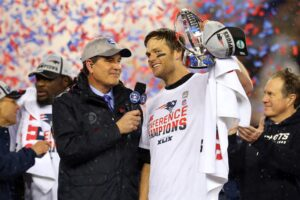 Tom Brady trolling Tony Dungy and Colts over...