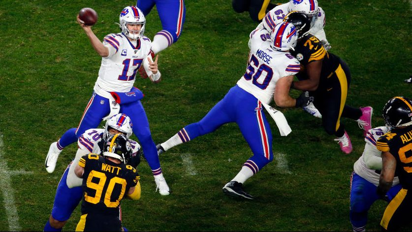 Buffalo Bills v Pittsburgh Steelers