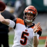 Bengals to start Ryan Finley at quarterback