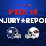Giants' Daniel Jones, Blake Martinez questionable...