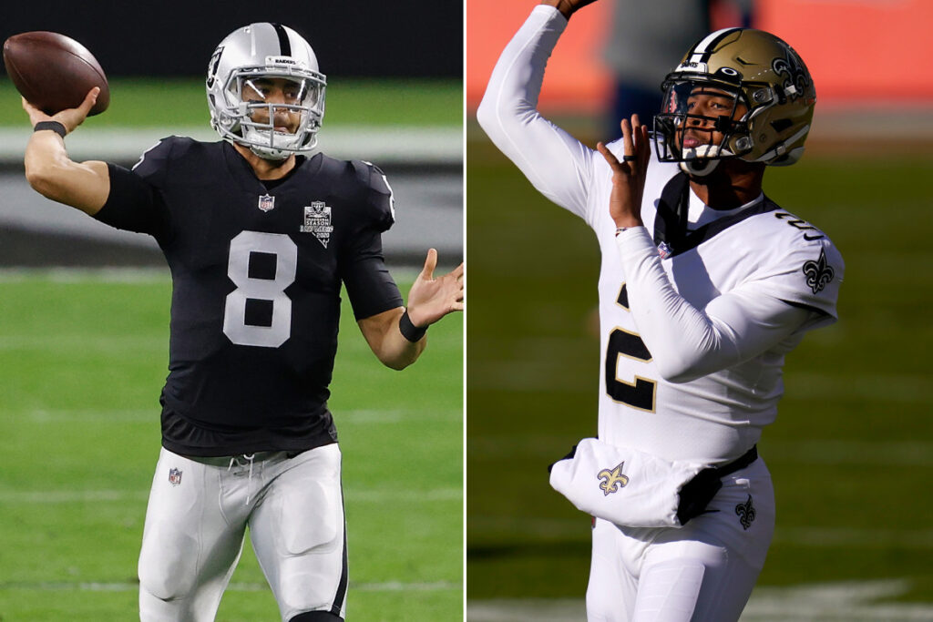 Marcus Mariota, Jameis Winston could be Jets...