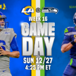 Seattle Seahawks vs. Los Angeles Rams