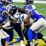 Seattle Seahawks host Los Angeles Rams
