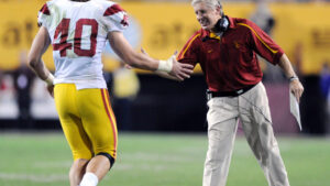 Pete Carroll, SC could join up for bowl week
