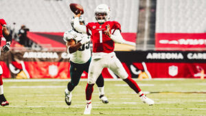 Cardinals Look To Remain In Rare Air Against 49ers