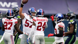 Giants vs. Seahawks: Statistics, numbers and...