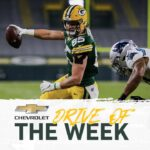 Opening drive continued positive trend for Packers