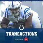 The Colts have placed T Le'Raven Clark on injured...
