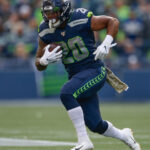 Seahawks RB Rashaad Penny looked 'quick and...
