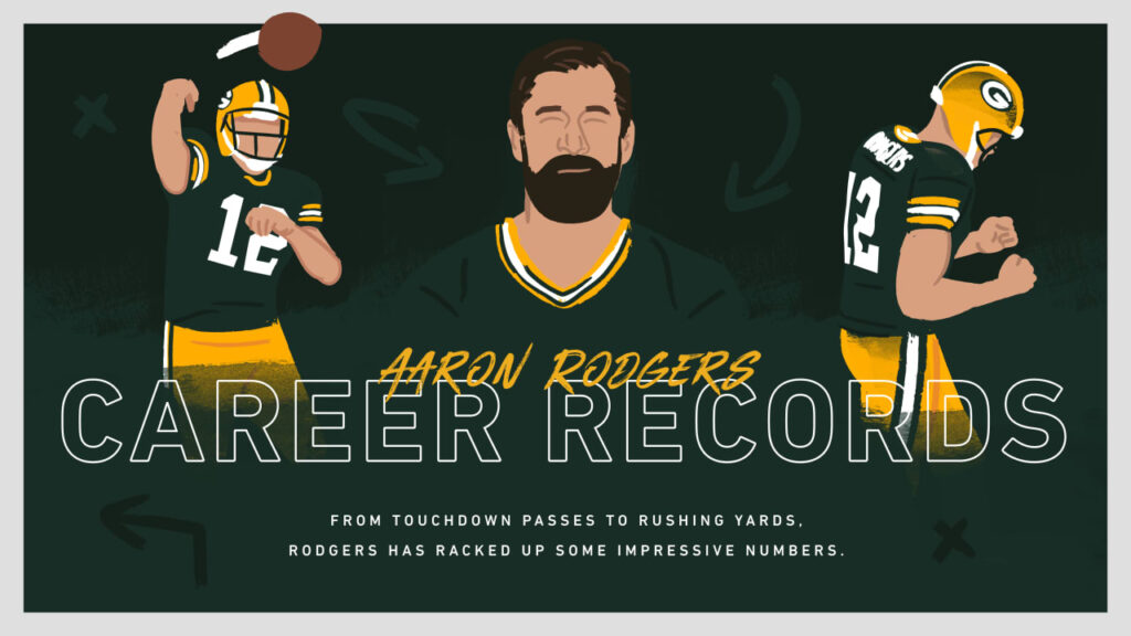 Aaron Rodgers: The meaning behind the major...