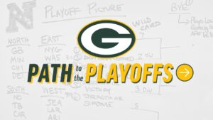 Packers can keep closing in on NFC North title