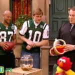 Eric Mangnini re-lives angry 'Sesame Street'...