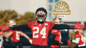 Previewing #SFvsARI, Unscripted with Mitch...