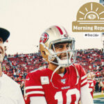 Kyle Shanahan Shares Updates on Jimmy Garoppolo,...