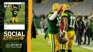 Social Reaction: Packers react to win over Eagles