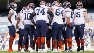 Chicago Bears beginning to create offensive...