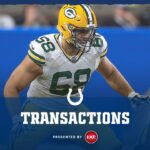Colts Activate TE Noah Togiai From IR; Waive WR...