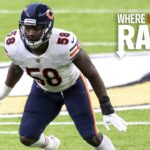 Chicago Bears players in key stats categories,...