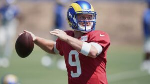 John Wolford is now the Rams starting QB, but who...