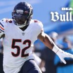 Khalil Mack chosen as Chicago Bears nominee for...