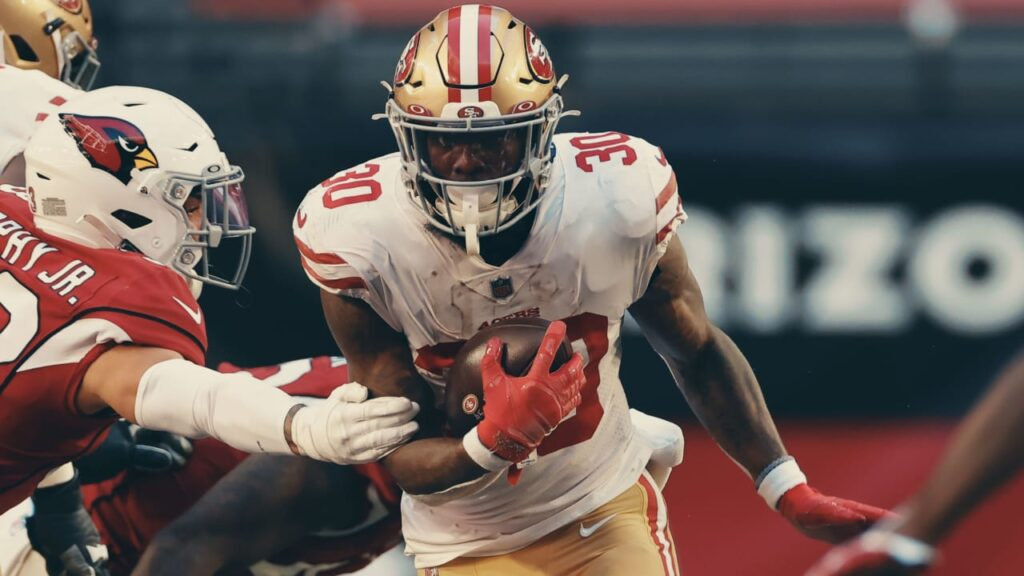 49ers 3-2 Against the NFC West Following Win Over...
